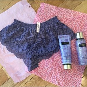 NWT Victoria's Secret purple bundle 💜